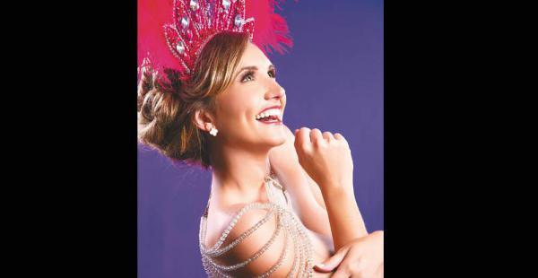 Sensual. la miss bolivia mundo 2014 suma un título más a su lista