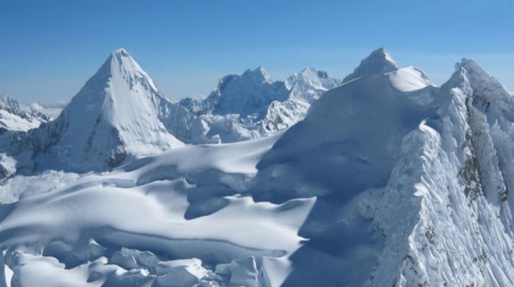 glaciares andinos