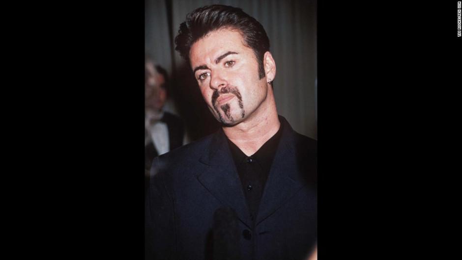 Michael murió a los 53 años (TIM ROOKE/REX USA)
