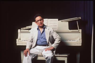 El pianista Horacio Salgán