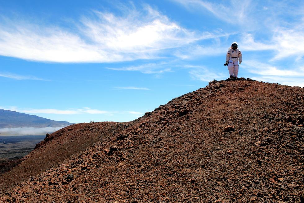 Tras un año de aislamiento, el 28 de agosto un grupo de seis personas concluyó la simulación de la vida sobre Marte -realizada en una isla de Hawái- para comprender los problemas que podrá encontrar una tripulación humana en el Planeta Rojo (HI-SEAS en Flickr)