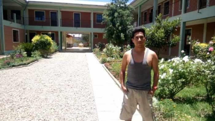 Mauricio vino a Tarija para morir bebiendo pero se salvó