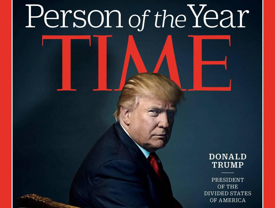 El hombre del año. (Reuters)
