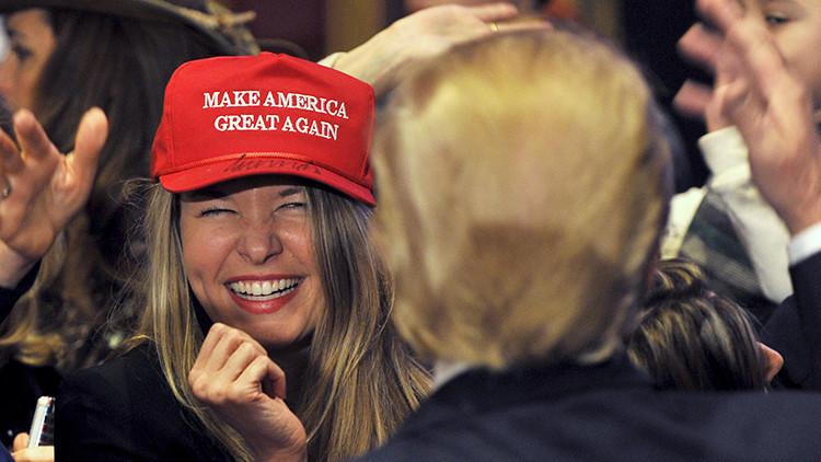 Trump anuncia que seguirá