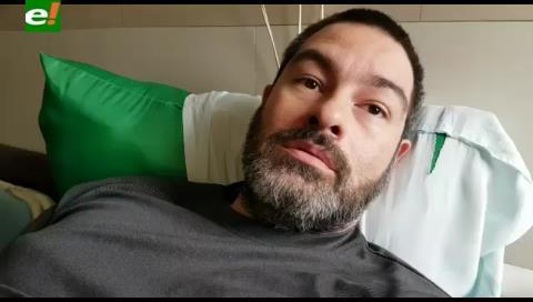 Zvonko Matkovic Ribera: «Son 8 años que me tienen secuestrado con este proceso»