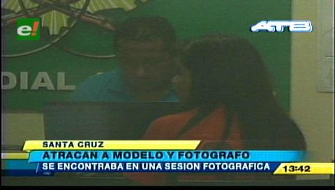 Atracan a modelo que realizaba una sesión fotográfica en Las Cabañas