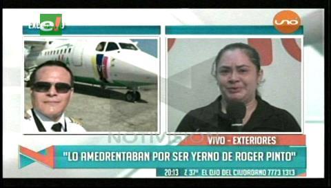 Viuda de Miguel Quiroga dice que su marido «era amedrentado por una ministra»