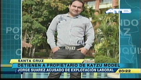 Aprehenden al propietario de la agencia de modelos Katzu Model