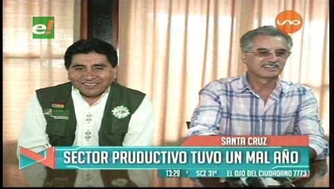 Productores y el ministro de Desarrollo Rural sostuvieron la última reunión del 2016