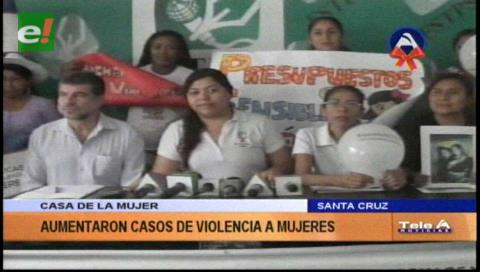 Mujeres exigen presupuesto digno contra la violencia