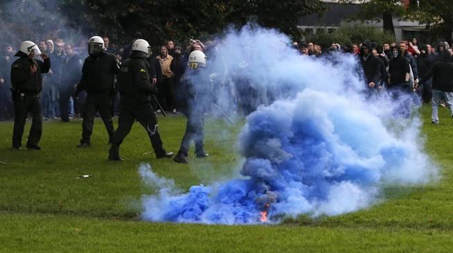 La violencia en el fútbol, un problema sin resolver (Reuters)