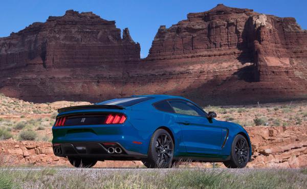 Confirmado: en 2020 podrás comprar un Ford Mustang híbrido con la potencia de un V8