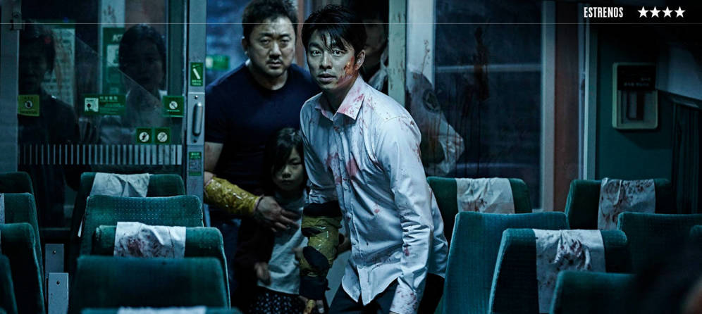 Foto: 'Train to Busan'.