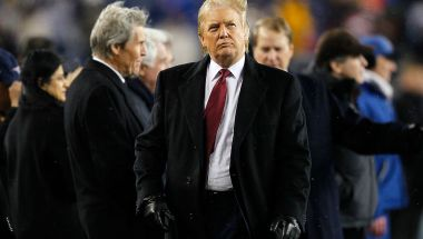 Donald Trump se posesionará como presidente electo de Estados Unidos el 20 de enero de 2017. (Crédito:Jim Rogash/Getty Images)