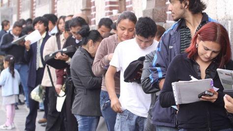 Desempleo en Bolivia