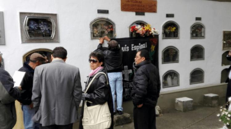 cementerio Luis Espinal