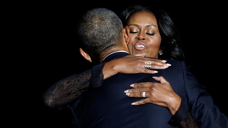El tuit de despedida de Obama se convierte en el más popular de su presidencia