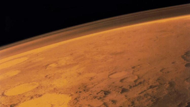 FOTO: La NASA halla una extraña roca en Marte, ¿de qué se trata?