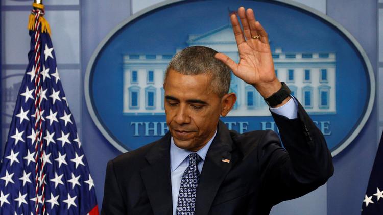 ¿Qué hará Barack Obama el día de la investidura de Trump?