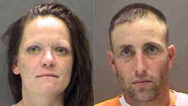 Delaney Crissinger y William Ballard fueron detenidos por la Policía de Sarasota, Florida. Los bebés quedaron en custodia de un familiar