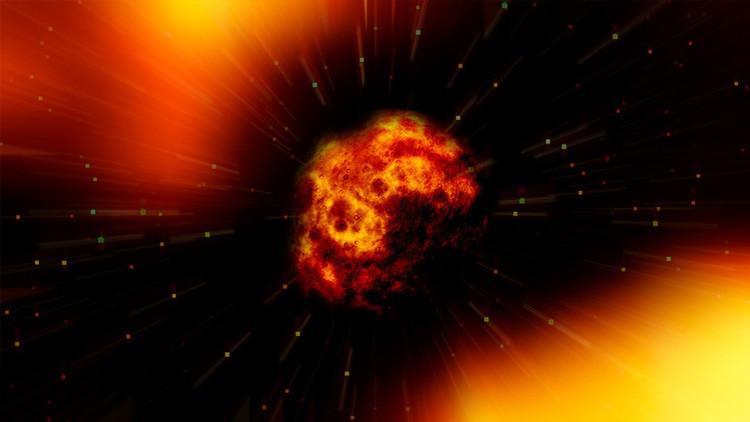 Un enorme cuerpo celeste atraviesa el cinturón de asteroides del Sistema Solar y se dirige la Tierra