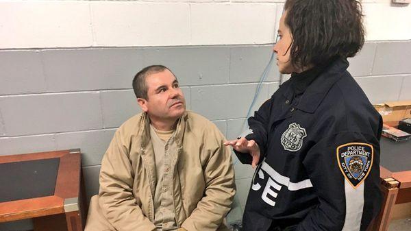 "Joaquín ""El Chapo"" Guzmán (@ShimonPro)"