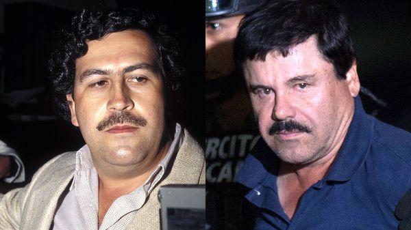 """Pablo Escobar era el ídolo de """"El Chapo"""""""