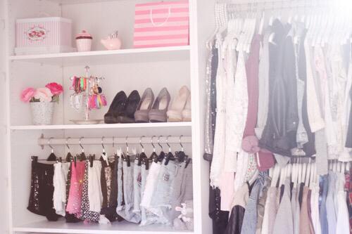 closet para chicas