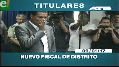 Video titulares de noticias de TV – Bolivia, mediodía del lunes 9 de enero de 2017