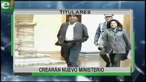 Video titulares de noticias de TV – Bolivia, mediodía del sábado 21 de enero de 2017