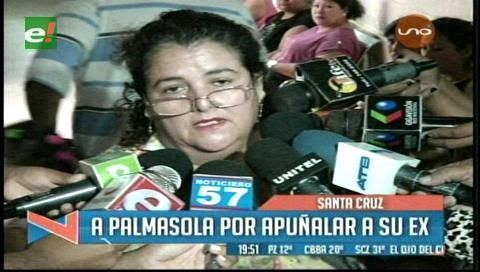 Envían a Palmasola a sujeto que intentó matar a su ex pareja