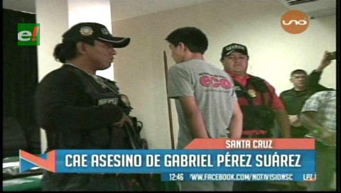 Santa Cruz. Menor de 16 años, responsable de asesinato en Montero, está detenido