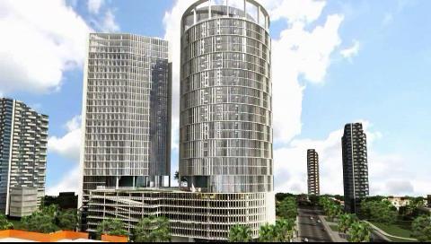 Empieza la construcción del edificio Manzana 40 por $us 50 millones