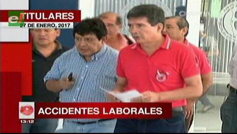 Video titulares de noticias de TV – Bolivia, mediodía del viernes 27 de enero de 2017