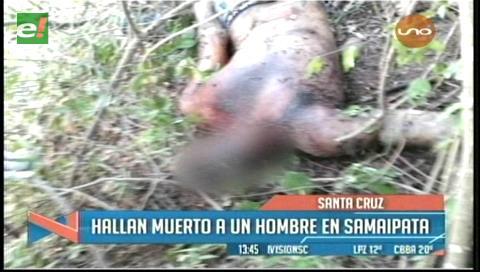 Bermejo: Hallan el cadáver de un hombre en descomposición