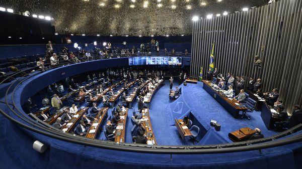 Senado de Brasil (EFE)