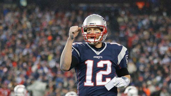 Tom Brady es la gran figura del Super Bowl