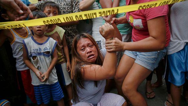 Amnistía Internacional denunció crímenes de lesa humanidad en Filipinas