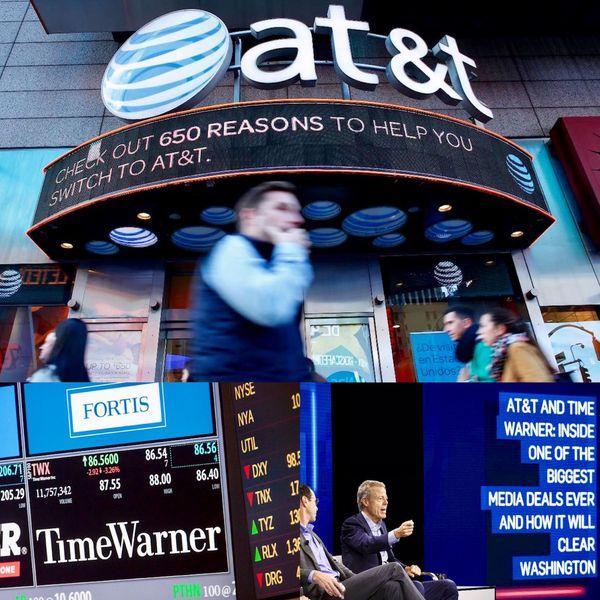 La fusión de los gigantes AT&T y Time Warner ha sido puesta en un limbo, a la espera de una aprobación de la Administración Trump, que investigará posibles prácticas monopólicas. Expertos aseguran que Time Warner podría tener que desprenderse de la opositora CNN para que la unión sea aprobada