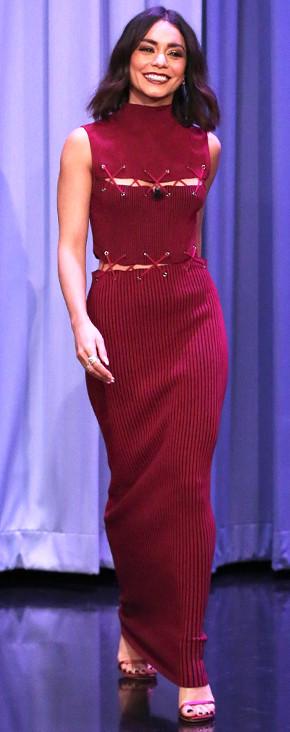 Vanessa Hudgens, The Tonight Show Jimmy Fallon