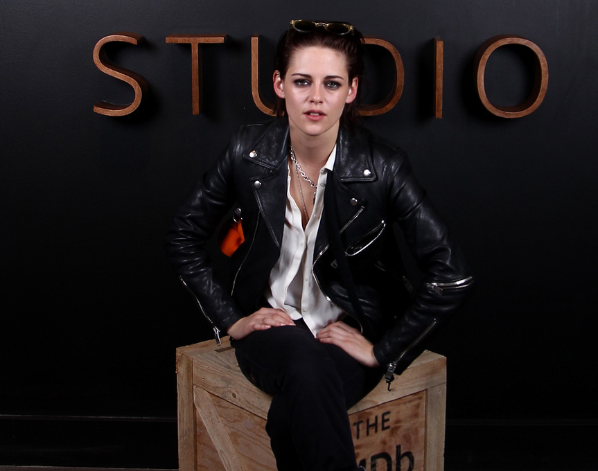 Kristen Stewart en la pasada edición de Sundance.