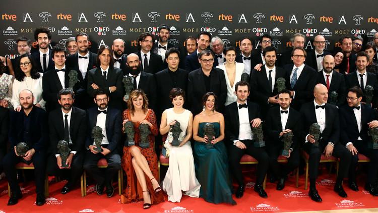 Roban joyas valoradas en más de 30.000 euros durante la ceremonia de los Premios Goya