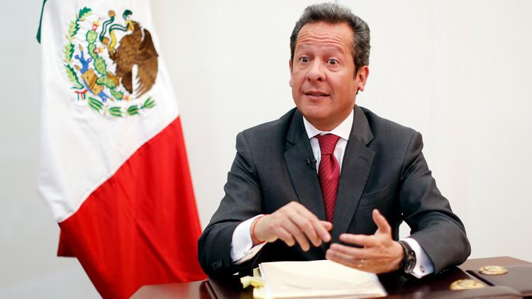 Eduardo Sánchez afirma que México no permitirá que haya tropas de EE.UU. en su territorio
