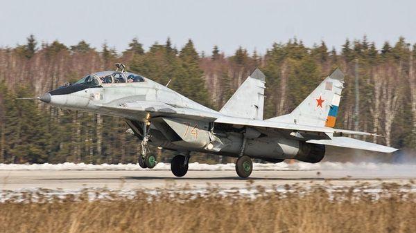 El cazabombardero Mig 29, un símbolo del poderío aéreo ruso
