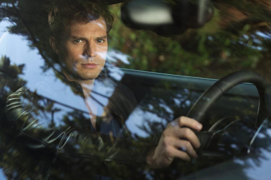 Christian Grey, Jamie Dornan, Fifty Shades