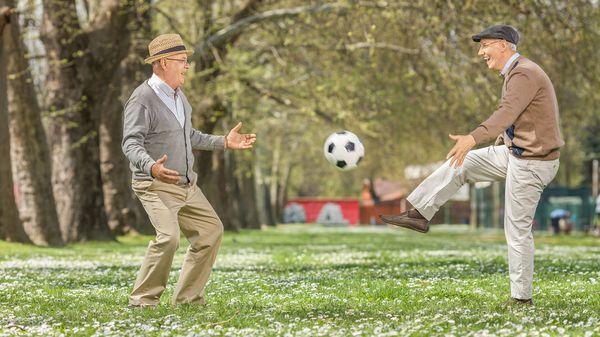 """Los investigadores de SENS creen que """"es posible un mundo libre de enfermedades causadas por la edad"""". (iStock)"""