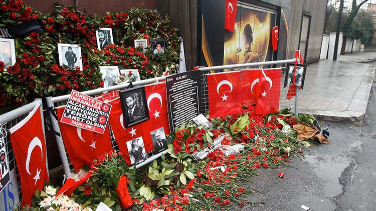 Policía turca detiene a un presunto autor intelectual del atentado que dejó 39 muertos en Estambul
