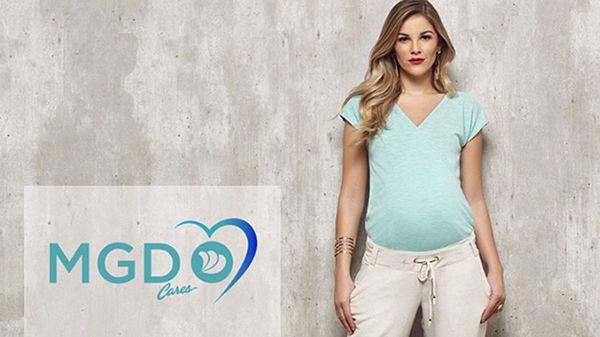 La línea de ropa brasileña, Megadose Cares, ofrece ropa para proteger a embarazadas del Zika