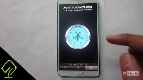 El app Anti Mosquito que espanta al insecto emitiendo bajos niveles de frecuencia