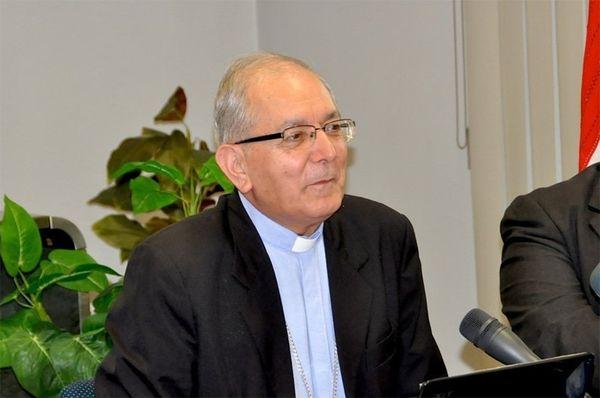 Arzobispo de Asunción aseguró que la iglesia no esconde ningún gesto indecoroso cuando se trata de crímenes de lesa humanidad, pues con estos casos se tiene tolerancia cero